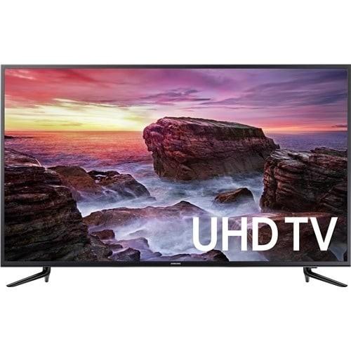 Samsung UN58MU6100FXZA 58-inch Class MU6100 6-Series Flat UHD LED Smart TV w/ 3 HDMI Inputs & 2 USB