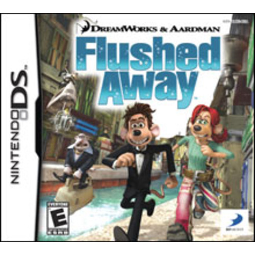 D3 Publisher of America Flushed Away