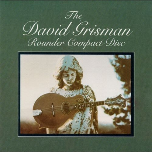 The David Grisman Rounder Compact Disc