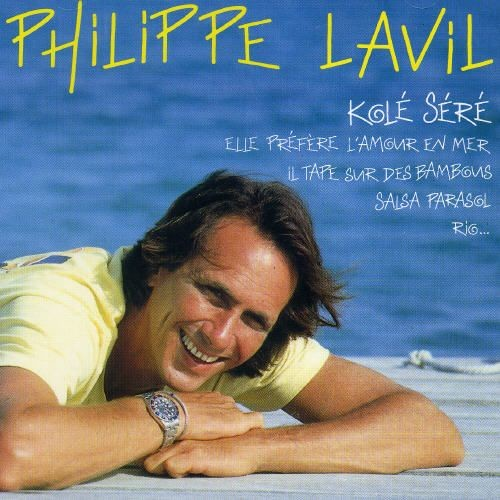 Best of Phillipe Lavil [CD]