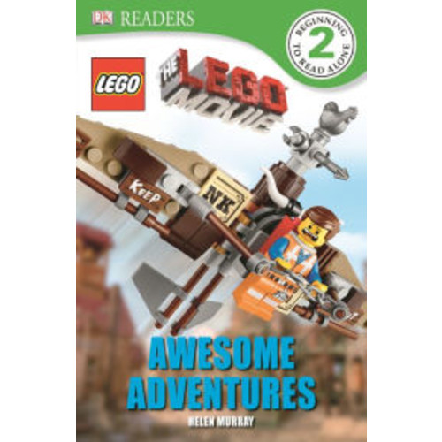 The LEGO Movie: Awesome Adventures (DK Readers Level 2 Series)