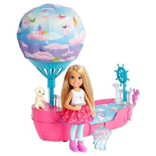 Barbie Dreamtopia Magical Dreamboat Playset