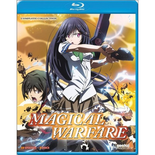 Magical Warfare: Complete Collection [2 Discs] [Blu-ray]