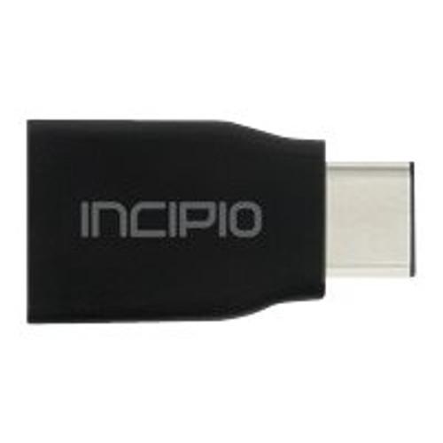 Incipio USB adapter - USB-C (M) to USB (F) - USB 3.0 - black (PW-249-BLK)