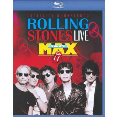 The Rolling Stones: Live at the Max (Blu-ray)