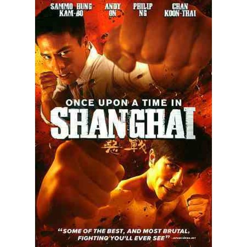 Once Upon A Time In Shanghai (DVD)