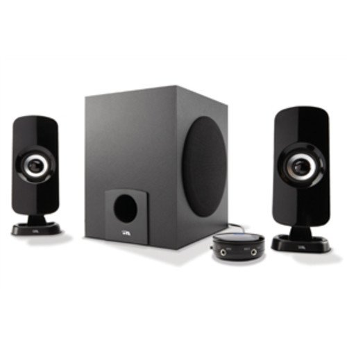 Cyber Acoustics 18W Peak Power Speaker System with Control Pod