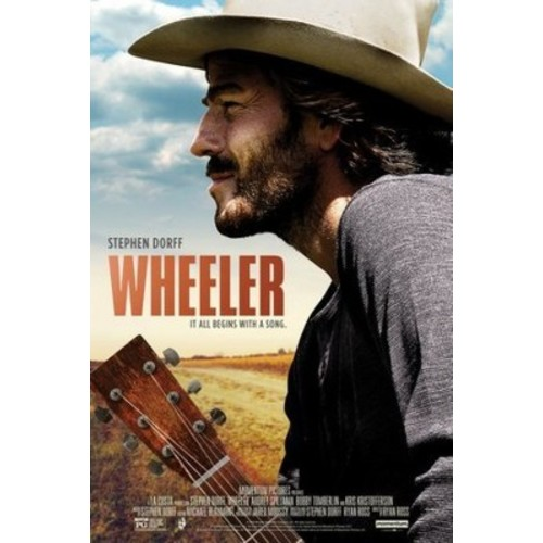 Wheeler (Blu-ray)