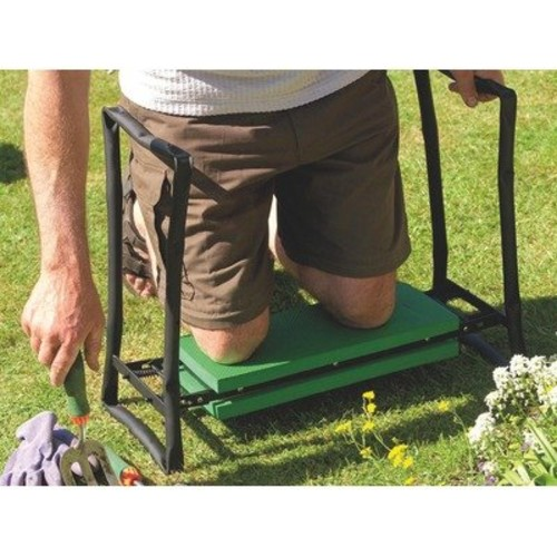 Portable Multiuse Folding Garden Kneeling Bench and Seat, WA153 [1]