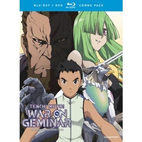 Tenchi Muyo! War on Geminar: Part Two [4 Discs] [Blu-ray/DVD]
