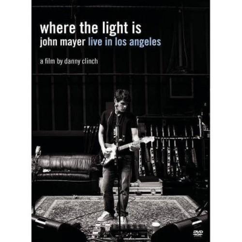 Where the light is:John mayer live in (DVD)