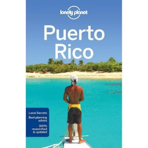 Lonely Planet Puerto Rico (Paperback)