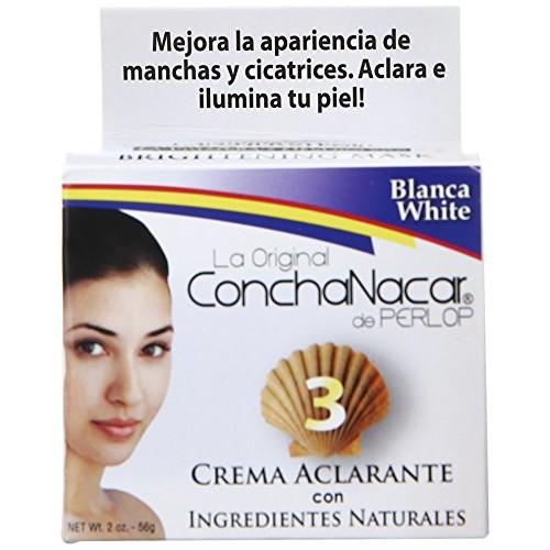 Concha Nacar De Perlop Whitening and Brightening Mask #3 2 oz [2.0 oz]