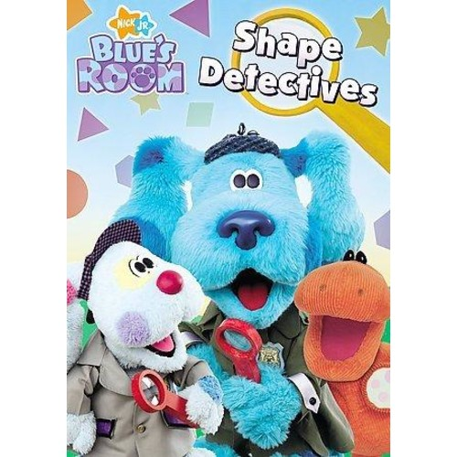 Blue's Clues: Blue's Room - Shape Detectives