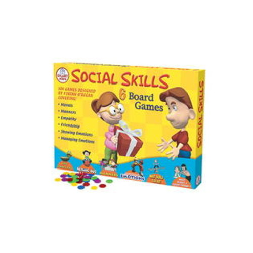 Didax (Price/EA)Didax DD-500063 Social Skills Board Games