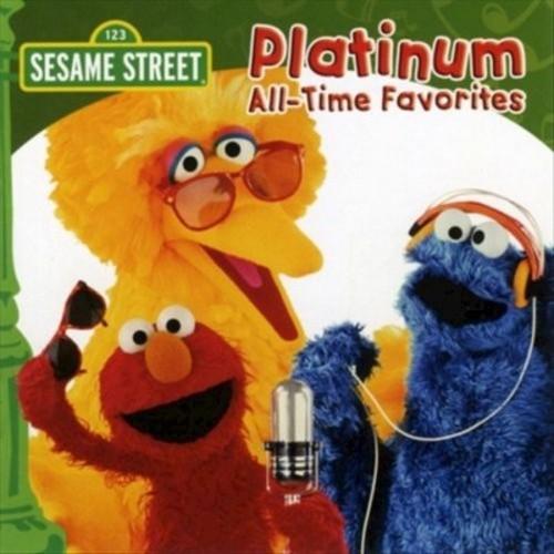 Various Artists - Sesame Street (Platinum All-Time Favorites) (CD)