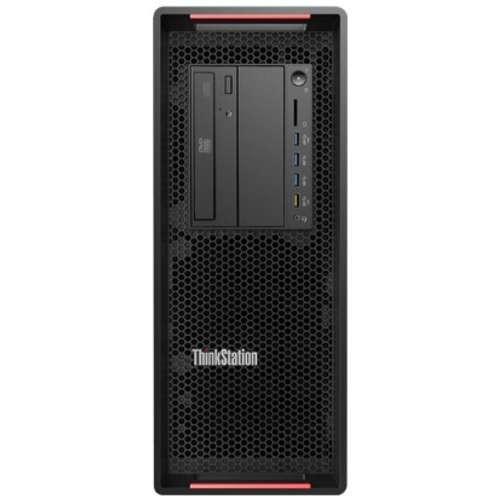 Lenovo ThinkStation P710 30B7 Tower - Intel Xeon E5-2650V4 2.2GHz, 16GB RAM, 256GB SSD, 1TB HDD, DVDRW, 8GB NVIDIA Quadro M4000, Win 7 Pro 64-bit with Win 10 Pro 64-bit License - 30B70024US