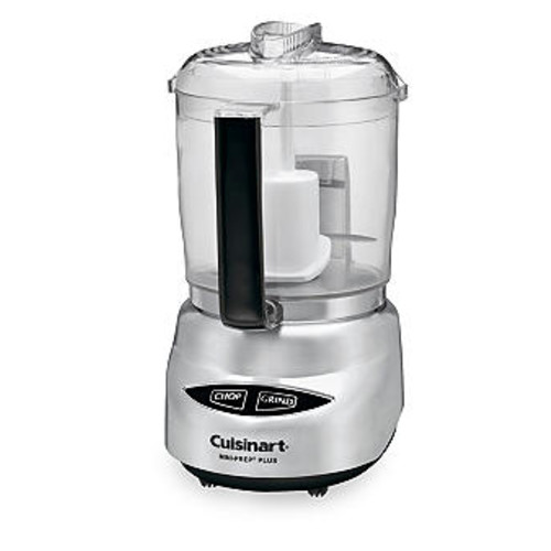 Cuisinart Mini-Prep Plus 4-Cup Food Processor DLC4CHB