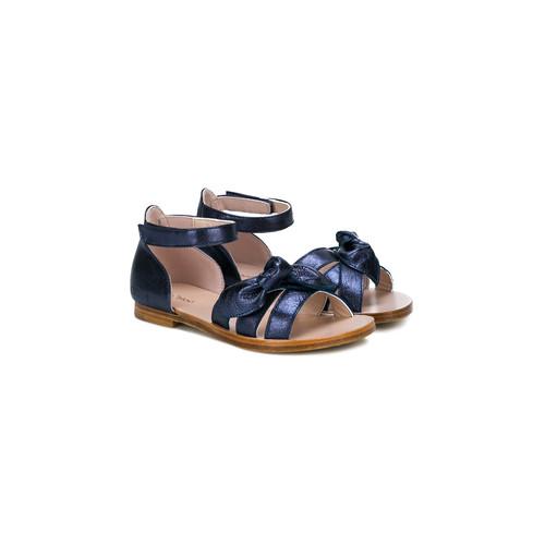 bow embellished sandals