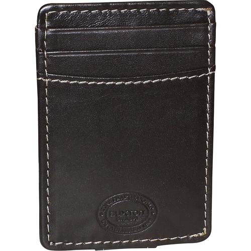 Buxton RFID Front Pocket Magnetic Money Clip