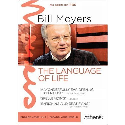 Bill Moyers: The Language of Life [3 Discs] [DVD]