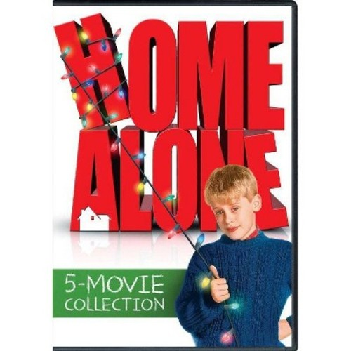 Home Alone: 5-Movie Collection [DVD]
