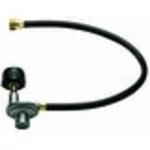 GrillPro 80024 Replacement POL Hose and Regulator, 24
