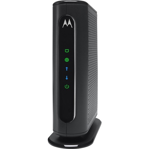 Motorola - DOCSIS 3.0 Cable Modem - Gray