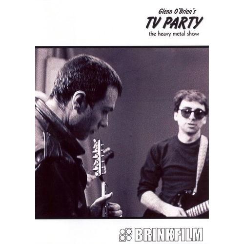 Glenn O'Brien's TV Party: The Heavy Metal Show [DVD]