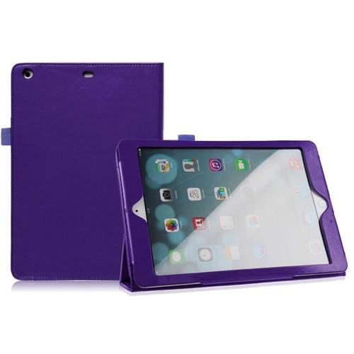 Mgear Tri-Fold Folio Case For iPad Air, Purple