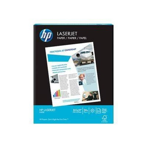 HP LaserJet Paper, Smooth, 8 1/2