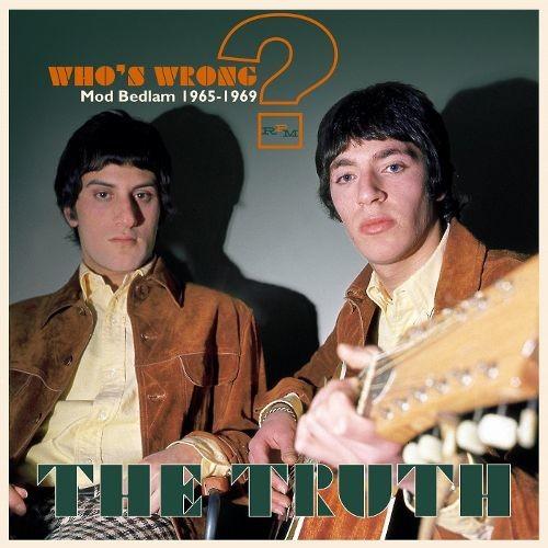 Who's Wrong? Mod Bedlam 1965-1969 [CD]