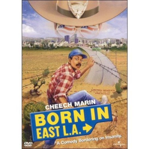 Born in East L.A.