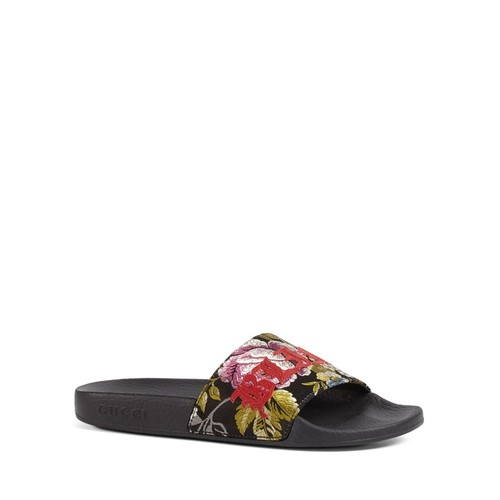 GUCCI Pursuit Pool Slide Sandals