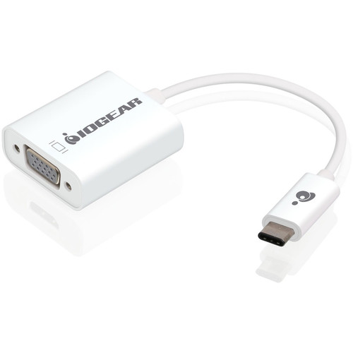 IOGEAR USB Type-C to VGA Adapter