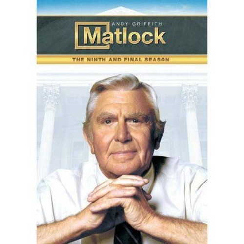Matlock: The Ninth and Final Season [DVD]