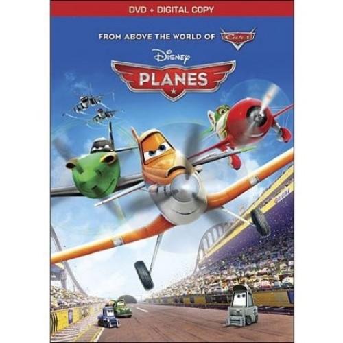 Planes (DVD + Digital Copy) (Widescreen)