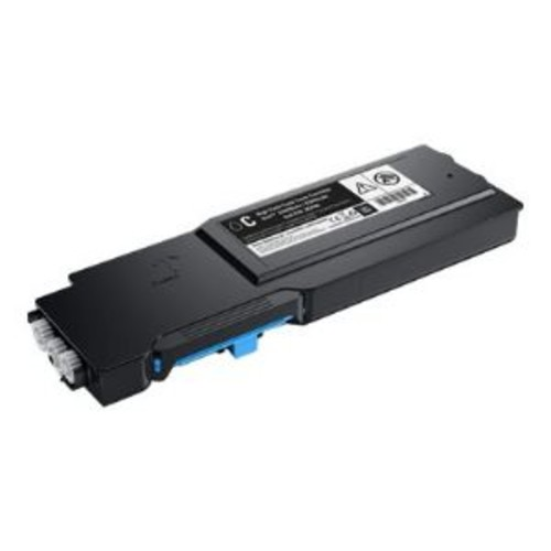Dell S384X Series - Cyan - original - OEM - toner cartridge - for Color Smart Multifunction Printer S3845cdn; Color Smart Printer S3840cdn