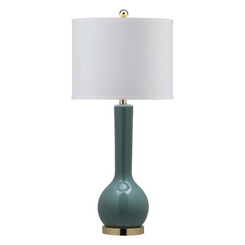 Safavieh Mae Long Neck Ceramic Table Lamp