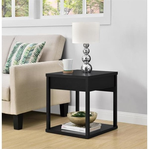 Ameriwood Home Coffee, Console, Sofa & End Tables Ameriwood Home Parsons End Table with Drawer