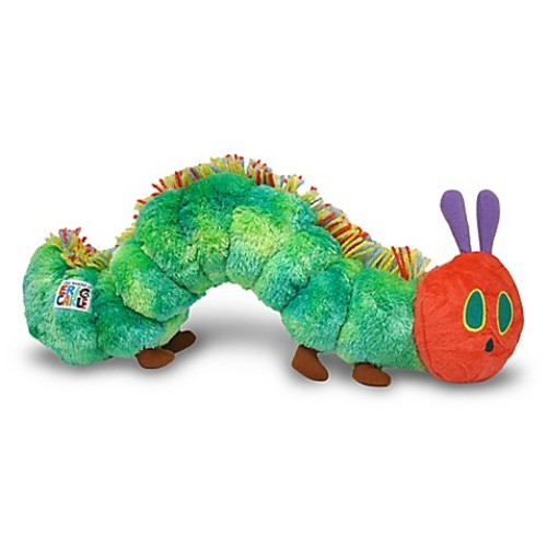 Eric Carle The Very Hungry Caterpillar Plush Toy