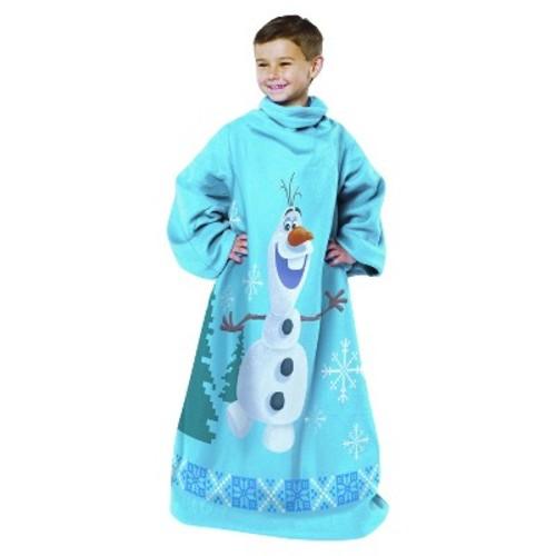Disney Frozen Made of Snow Comfy Throw - Olaf