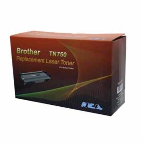 Ninja for Brother TN750 High Yield Laser Toner Cartridge - Black