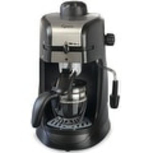 Capresso 304.01 Steam Pro Espresso & Cappuccino Maker, Black, 800 Watt