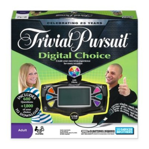 Hasbro Trivial Pursuit Digital Choice