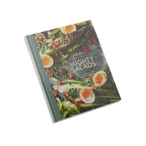 Mighty Salads Hardcover Recipe Book