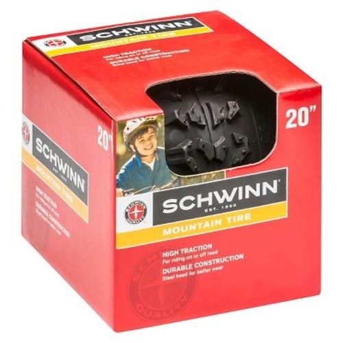 Schwinn All Terrain Bike Tire 20