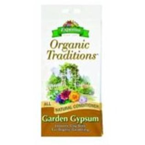 Espoma Organic Garden Gypsum - 36 Pound