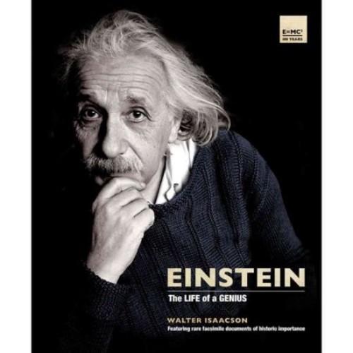 Einstein : The Life of a Genius