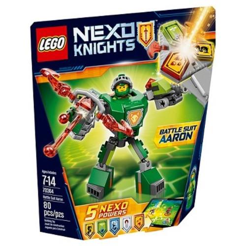 LEGO Nexo Knights Battle Suit Aaron 70364 Building Kit (80 Piece)